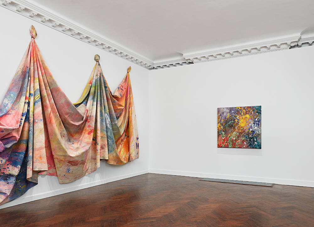 Mnuchin Gallery Sam Gilliam 8