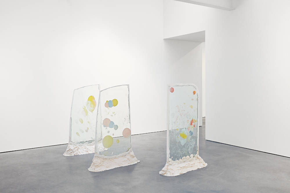 Modern Art Karla Black 1