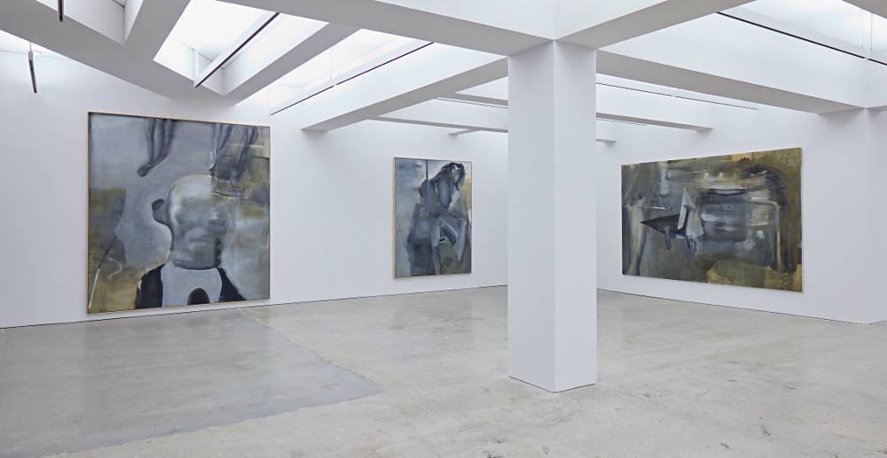 Nahmad Contemporary Albert Oehlen 1
