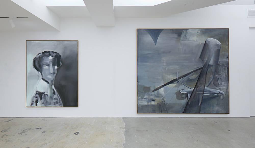 Nahmad Contemporary Albert Oehlen 2
