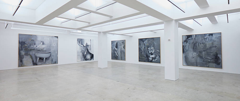 Nahmad Contemporary Albert Oehlen 4