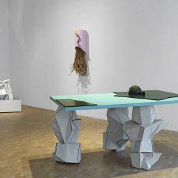 Bill Woodrow: Fata Morgana, Crocker Land and the odd Superior Mirage @Pippy Houldsworth Gallery, London  - GalleriesNow.net