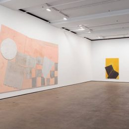Sam Moyer: WIDE WAKE @Sean Kelly Gallery, New York  - GalleriesNow.net