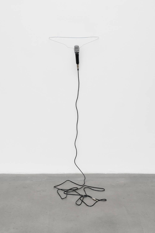 Sislej Xhafa, hanging spring, 2017