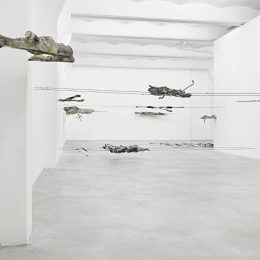 Giulia Cenci: ground-ground @SpazioA, Pistoia  - GalleriesNow.net