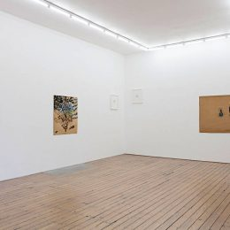 Bill Lynch: Drawings & Paintings @The Approach, London  - GalleriesNow.net
