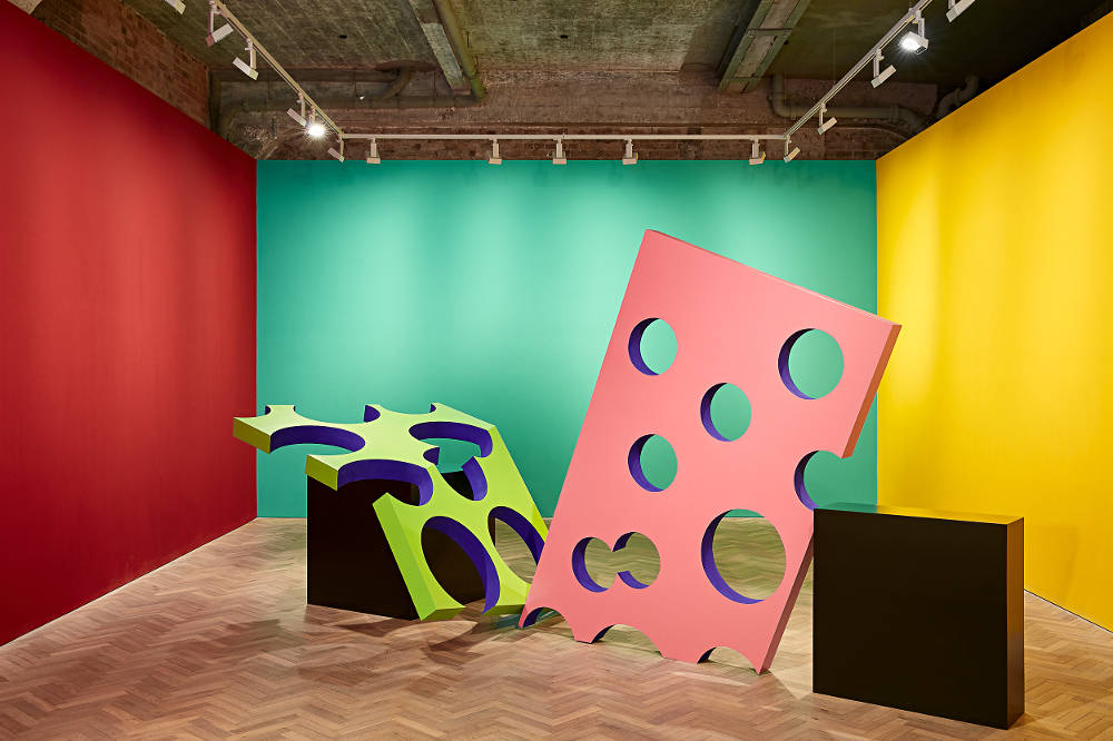 Thomas Dane Gallery Phillip King 2