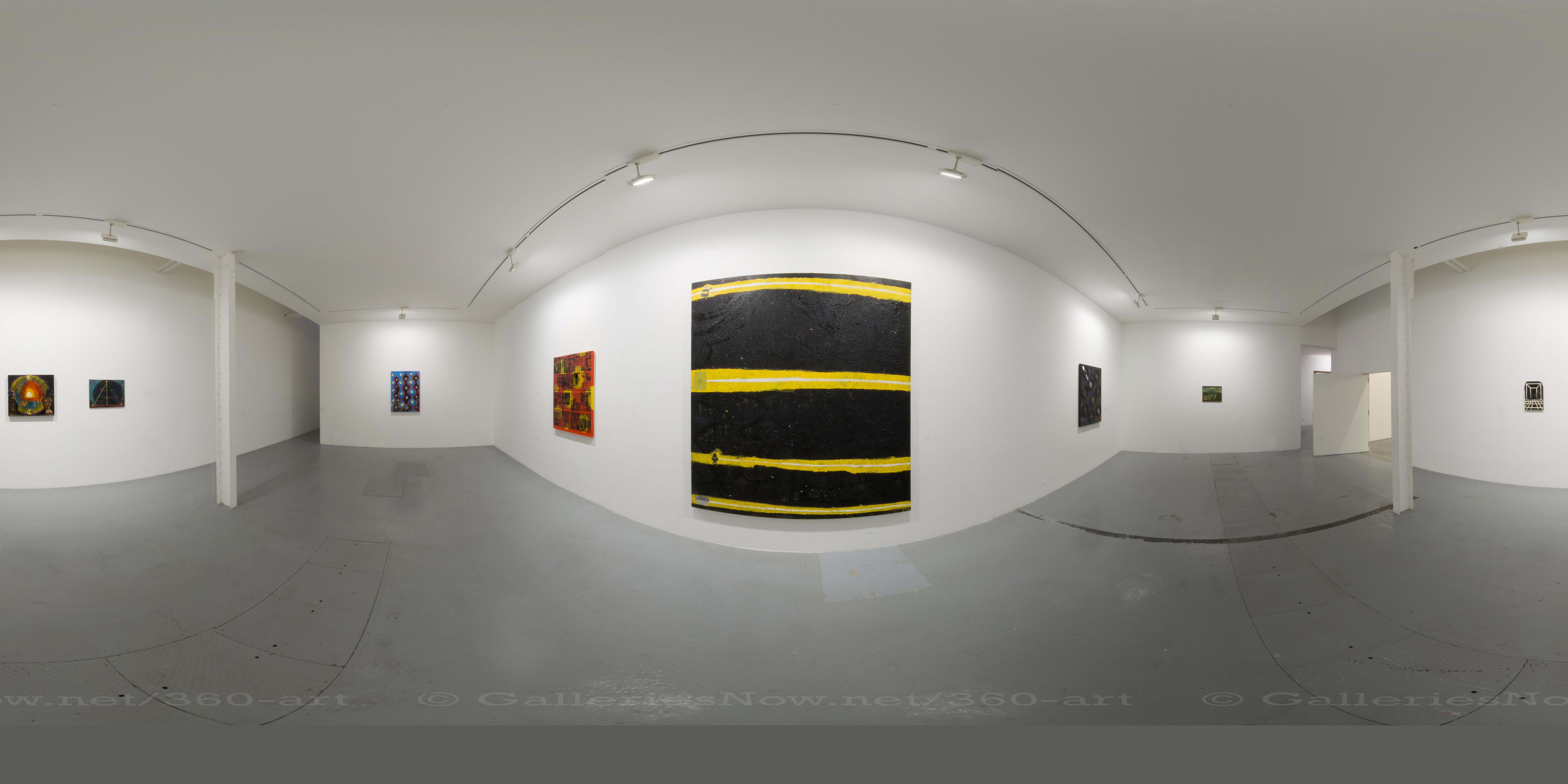 Exclusive 360 – Chris Martin – Paris TAZ at VNH Gallery