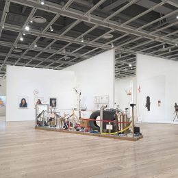 Jimmie Durham: Center of the World @Whitney Museum, New York  - GalleriesNow.net