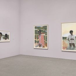 Toyin Ojih Odutola: To Wander Determined @Whitney Museum, New York  - GalleriesNow.net