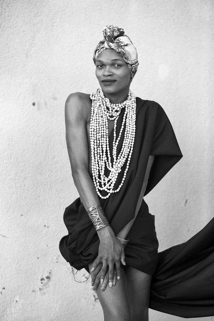 Zanele Muholi, Yaya Mavundla, Parktown, Johannesburg, 2013. Gelatin silver print