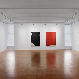 Arnulf Rainer: Early Work @Galerie Thaddaeus Ropac, London, London  - GalleriesNow.net