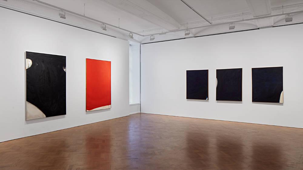 Galerie Thaddaeus Ropac London Arnulf Rainer 2