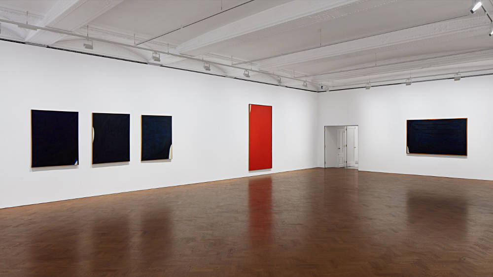 Galerie Thaddaeus Ropac London Arnulf Rainer 3