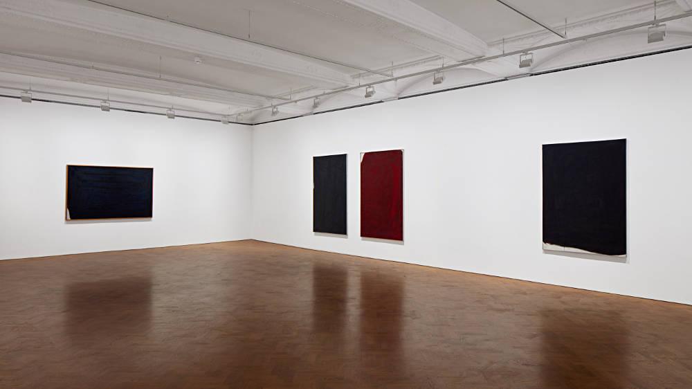 Galerie Thaddaeus Ropac London Arnulf Rainer 4