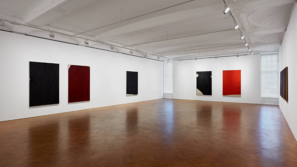 Galerie Thaddaeus Ropac London Arnulf Rainer 5