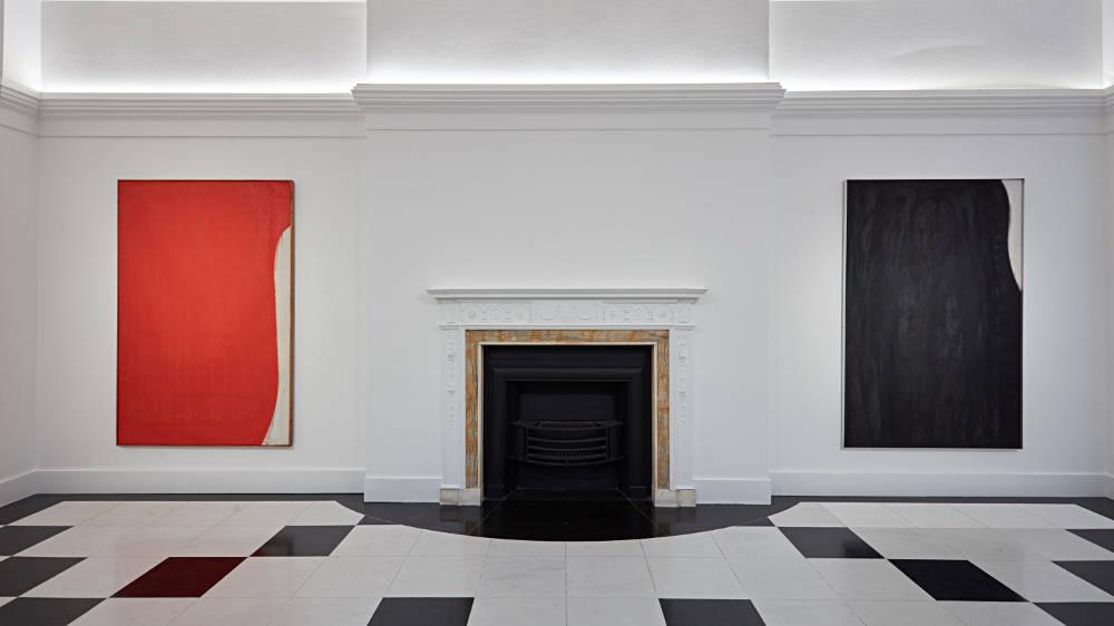 Galerie Thaddaeus Ropac London Arnulf Rainer 6