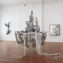Lee Bul: After Bruno Taut @Galerie Thaddaeus Ropac, London, London  - GalleriesNow.net