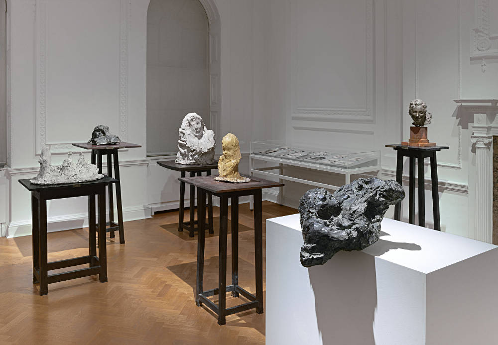 Galerie Thaddaeus Ropac London Medardo Rosso 1