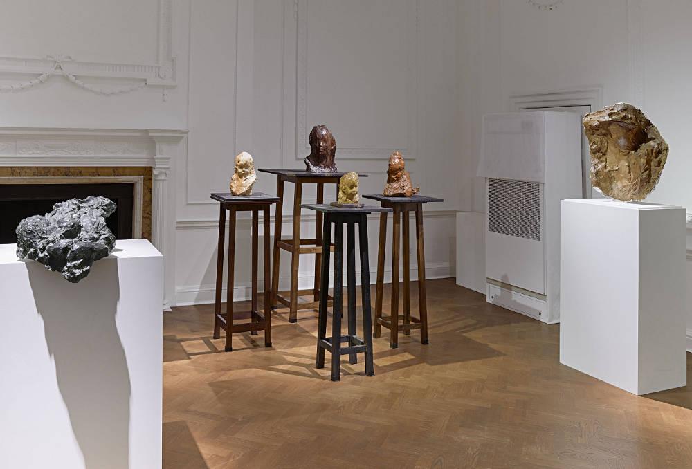 Galerie Thaddaeus Ropac London Medardo Rosso 2
