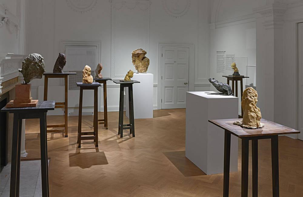 Galerie Thaddaeus Ropac London Medardo Rosso 3