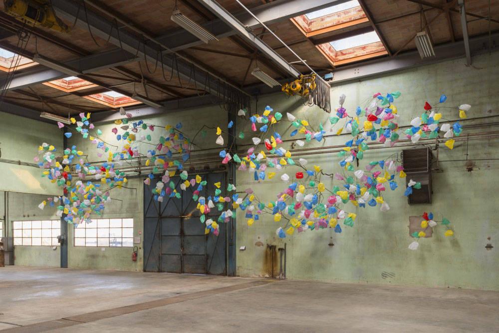 Galleria Continua Les Moulins 2017 Pascale Marthine Tayou 1