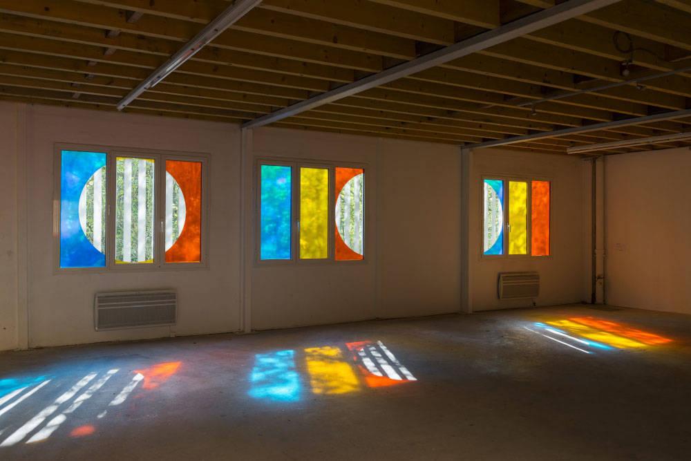 Galleria Continua Les Moulins Daniel Buren 1