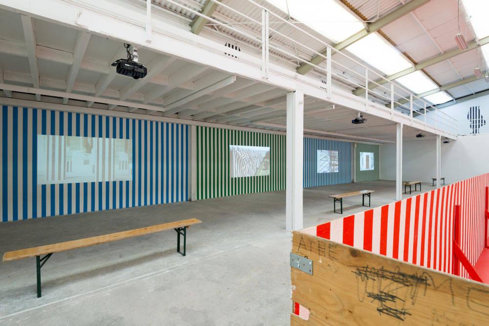Galleria Continua Les Moulins Daniel Buren 3