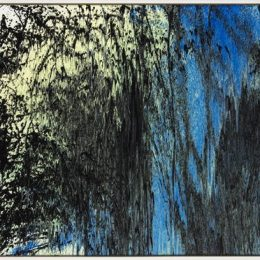 Hans Hartung @Simon Lee London, London  - GalleriesNow.net