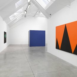 Carmen Herrera @Lisson Gallery, London  - GalleriesNow.net
