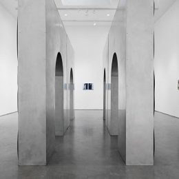 Dean Levin: Arches @Marianne Boesky Gallery 24th St, New York  - GalleriesNow.net