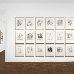 Georg Baselitz: 1977–1992 @Michael Werner, Upper East Side, New York  - GalleriesNow.net