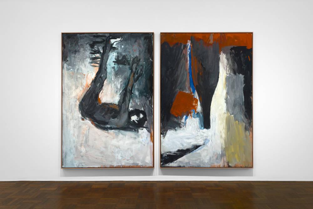 Michael Werner New York Georg Baselitz 3