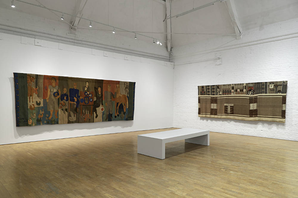 Modern Art Oxford Hannah Ryggen 1