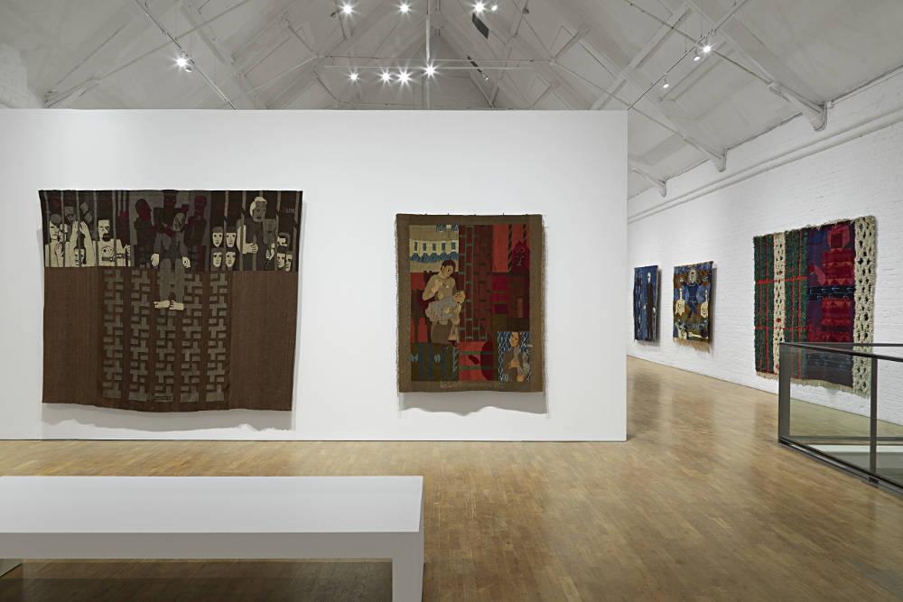 Modern Art Oxford Hannah Ryggen 2