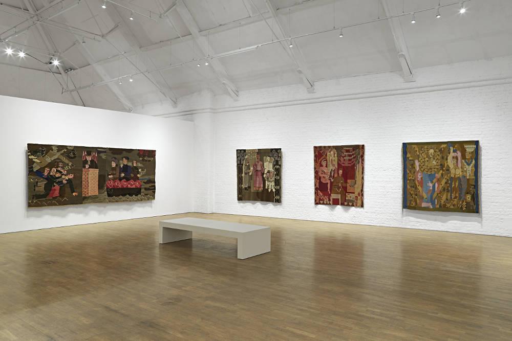 Modern Art Oxford Hannah Ryggen 3