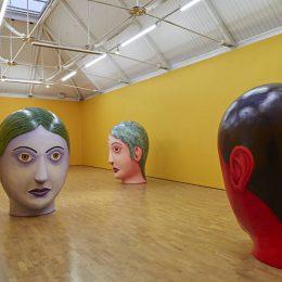 Nicolas Party: Speakers @Modern Art Oxford, Oxford  - GalleriesNow.net