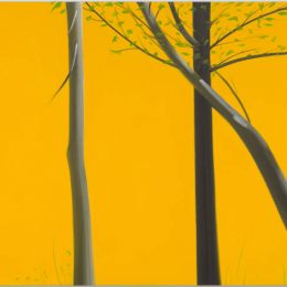 Alex Katz: Three Paintings @Peter Blum Gallery, New York  - GalleriesNow.net