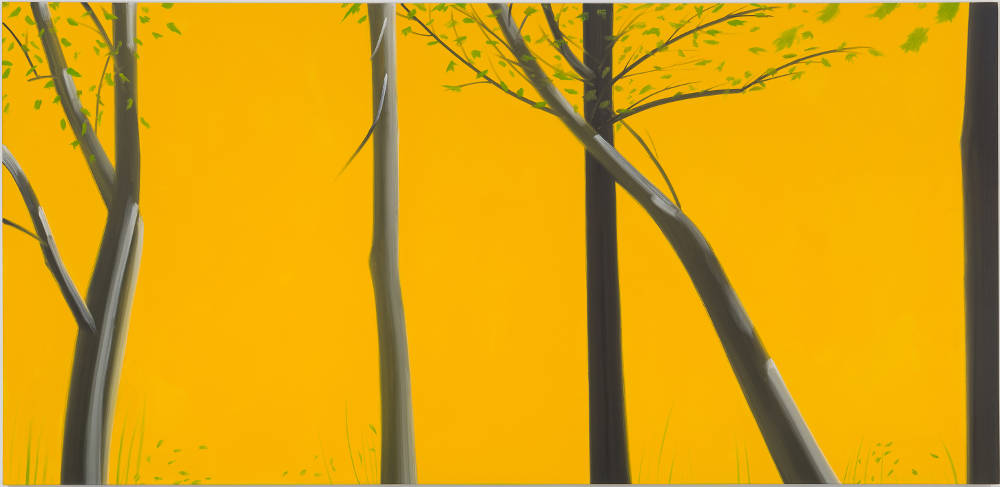 Peter Blum Alex Katz