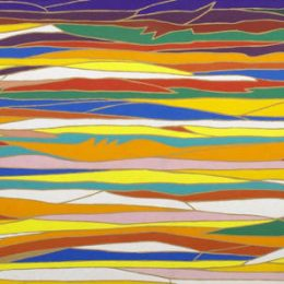 Piero Dorazio: Chromatic Fantasies (1948-82) @Tornabuoni Art London, London  - GalleriesNow.net