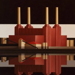 Renny Tait: Thresholds to Brighter Worlds @Flowers Gallery, Cork Street, London  - GalleriesNow.net