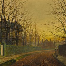 Victorian, Pre-Raphaelite & British Impressionist Art @Sotheby's London, London  - GalleriesNow.net