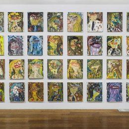 Armen Eloyan @Timothy Taylor, New York  - GalleriesNow.net
