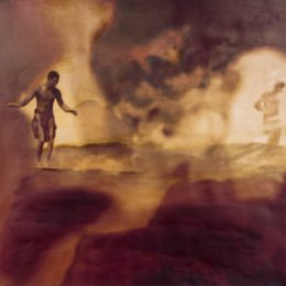 Pamela Golden: Thunderstruck @Marlborough Fine Art, London  - GalleriesNow.net