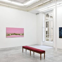 Genieve Figgis: Wish you were here @Almine Rech Gallery, Paris  - GalleriesNow.net