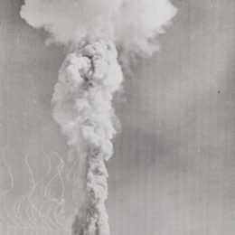 Atomic Bomb: Photographs 1946 - 1970 @Repetto Gallery, London  - GalleriesNow.net