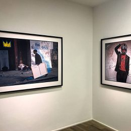 Serena Maisto: Basquiat & I: into the present @Cortesi Gallery, London, London  - GalleriesNow.net