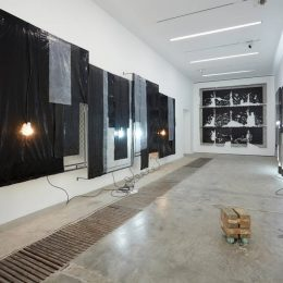 André Komatsu: When the Sun Falls Down. A Cont(in)una Project @Galleria Continua Beijing, Beijing  - GalleriesNow.net