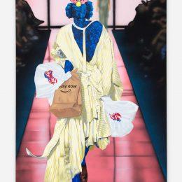 Jamian Juliano-Villani: Ten Pound Hand @JTT, New York  - GalleriesNow.net