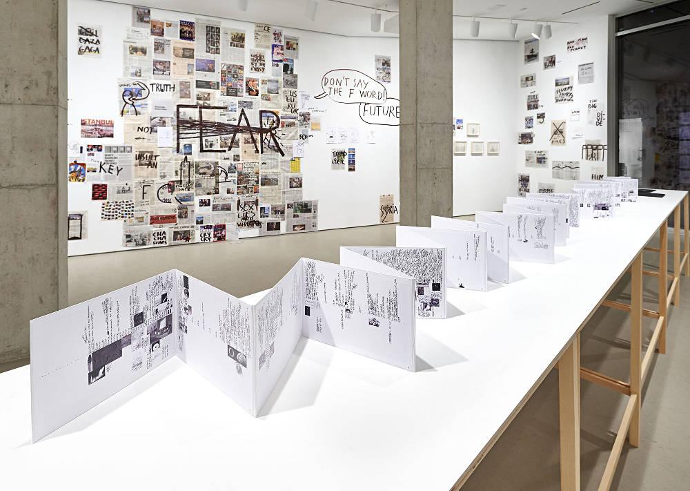 Jane Lombard Gallery Dan Perjovschi 3